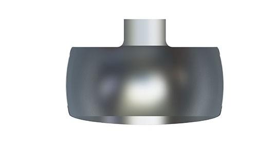 NiTin Matrizenbänder aus Metall mit ausgeprägter Kurvatur für optimale Adaption, Prämolar, 5.6 mm