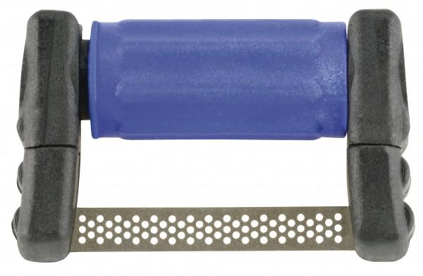 FitStrip doppelseitig Streifen, 4 Streifen, mittlere Körnung, 46 Micron / 0,40mm