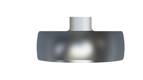 NiTin Metal Full Curve Matrix Bands, Premolar, 4.6 mm