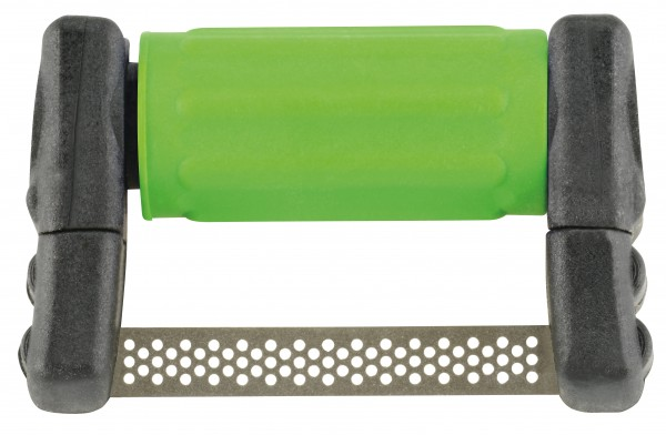 FitStrip doppelseitige Streifen, 4 Streifen, grobe Körnung, 90 Micron / 0,30mm
