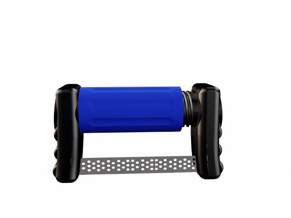 FitStrip doppelseitige Streifen, 10 Streifen, 2 Griffe, mittlere Körnung, 46 Micron / 0,21mm-Copy