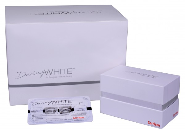 Daring White Bulk mit 12 Packungen à 10 Tage