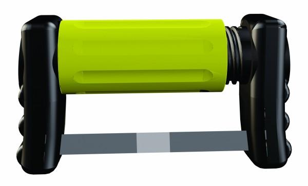 FitStrip subgingivale Streifen, 10 Streifen, 2 Griffe, superfeine Körnung, 15 Micron / 0,08mm