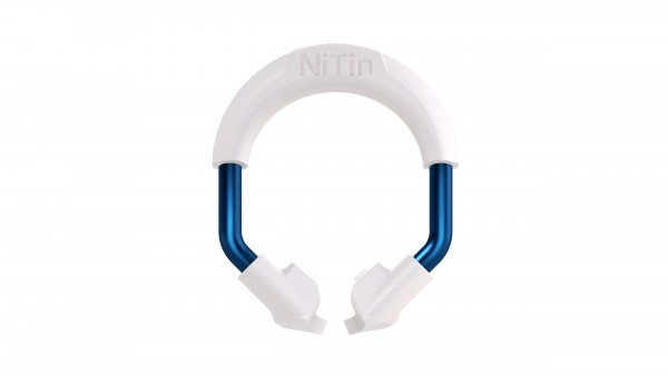 NiTin Ring Standard (weiß) NEU