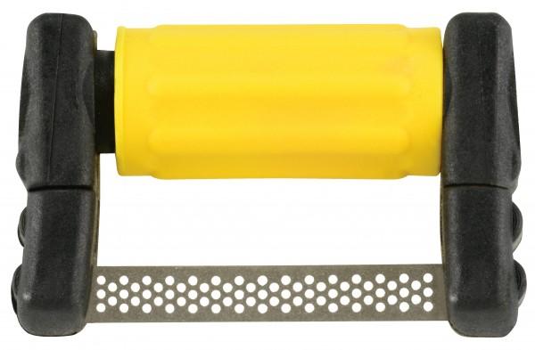 FitStrip doppelseitige Streifen, 4 Streifen, superfeine Körnung, 15 Micron / 0,11mm-Copy-