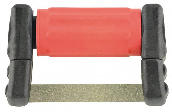 FitStrip einseitige Streifen, 4 Streifen, feine Körnung, 30 Micron/0,10mm
