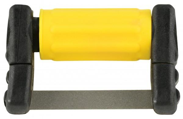 FitStrip einseitige Streifen, 4 Streifen, superfeine Körnung, 15 Micron / 0,08mm